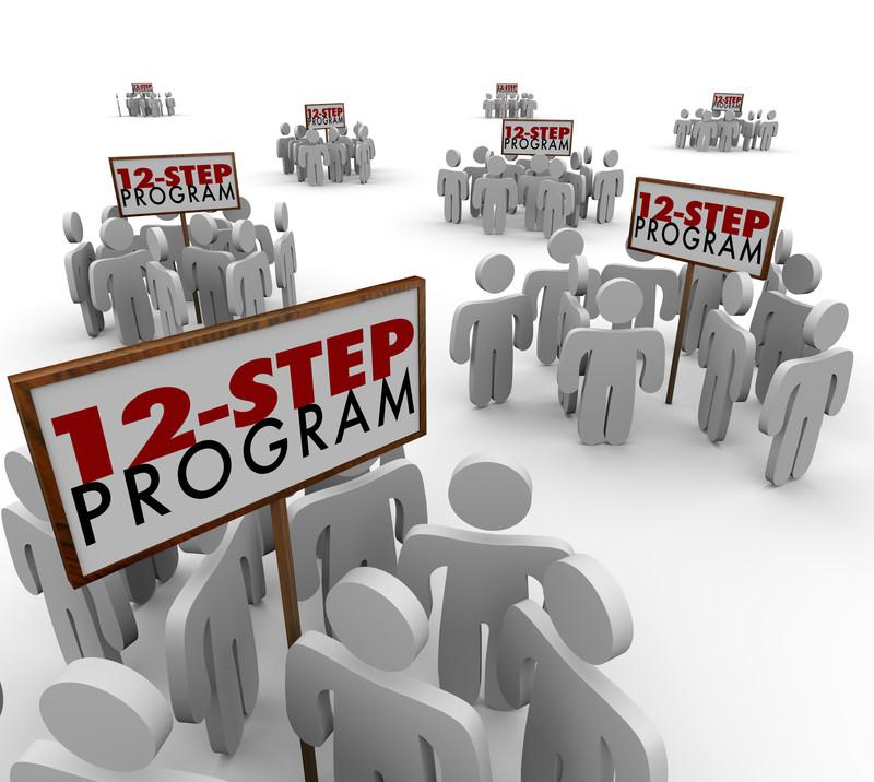 twelve step program insurance