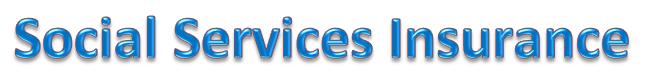 Social Services Insurance | Morency & Associates | 877-244-9090